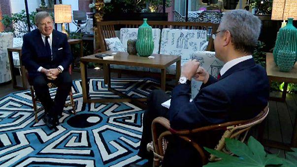 """Jean-Yves Ollivier : """"La paix, première urgence en Afrique"""""""