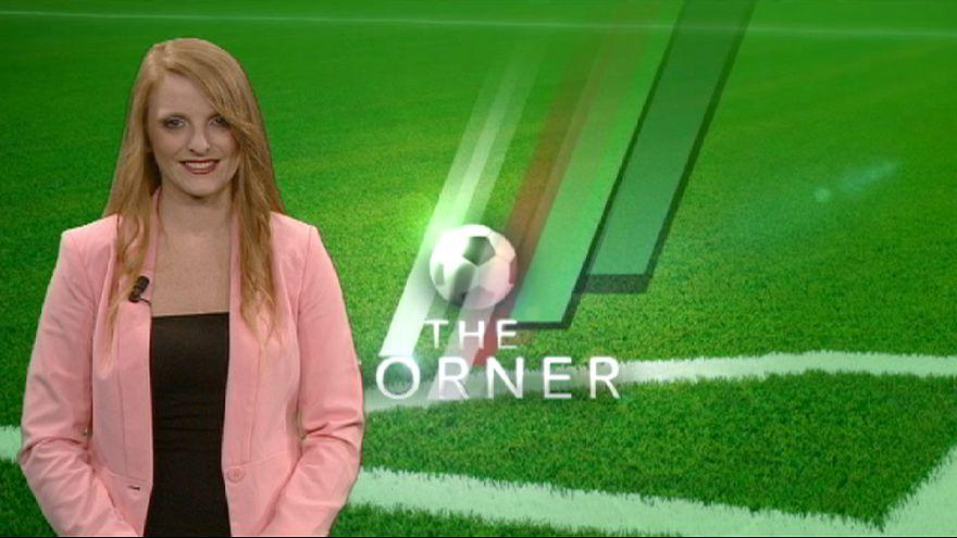 """""""Корнер"""": очередной обзор европейского футбольного уик-энда"""