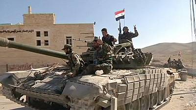 Syrian forces recapture strategic town of Maaloula