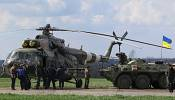 "Ukraine as it happened: Kyiv starts ""anti-terror"" operation retaking Kramatorsk airfield"