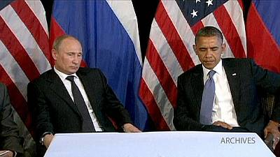 Obama calls on Putin to rein in separatists in Ukraine as Lavrov visits China