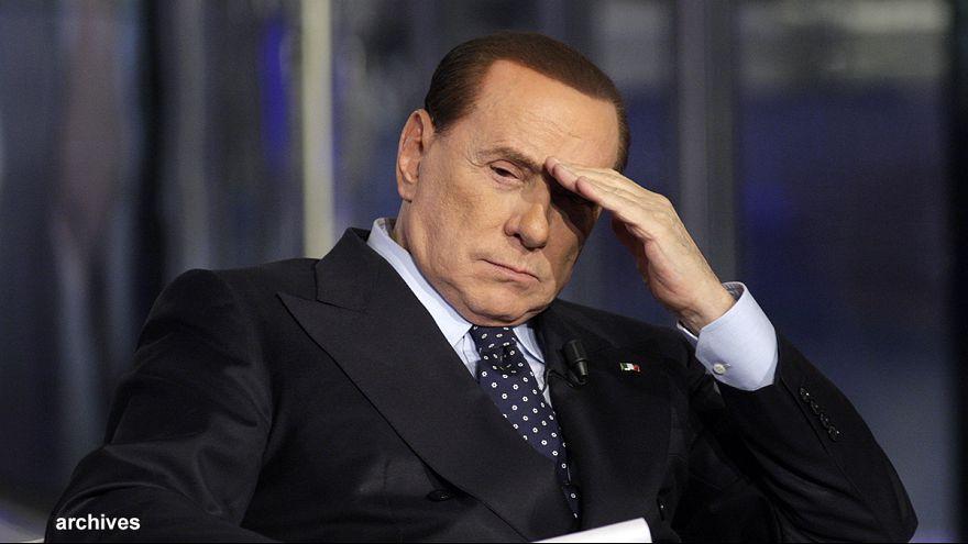Berlusconi astreint à un an de travaux d'intérêt général