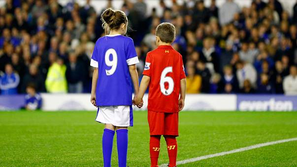 UK: Liverpool comes together to mark anniversary of Hillsborough football tragedy