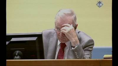 Ratko Mladic genocide charges confirmed at The Hague trial