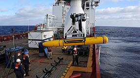 Drone sub dives again on hunt for MH 370