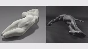 Mapplethorpe versus Rodin in Paris