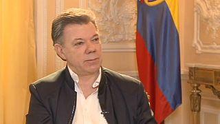 Kolumbiens Präsident will den Konflikt mit der FARC beenden