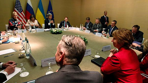 As it happened : Kyiv and Moscow reach agreement on de-escalation roadmap