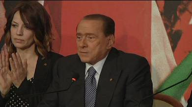 Caring Berlusconi happy to do his bit for the community
