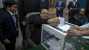 Five more years for Bouteflika