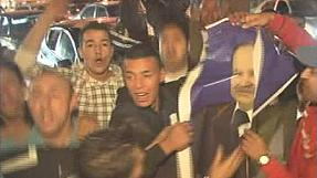 Bouteflika re-elected in Algeria but turnout is paltry