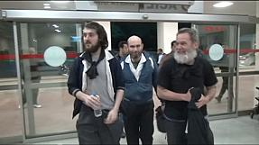 Four French journalists held in Syria freed