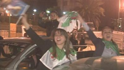 Algeria's ailing Bouteflika wins fourth presidential term