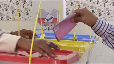 Libya holds first municipal elections since death of Gadaffi