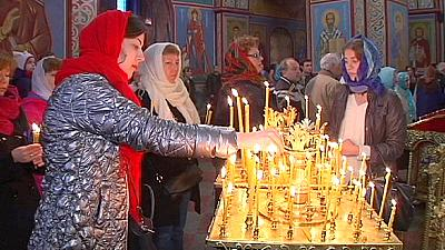 Ukraine: crisis casts shadow over Orthodox Easter celebrations