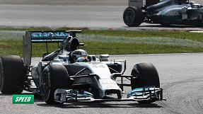 Hamilton wins Chinese Grand Prix for third consecutive race victory