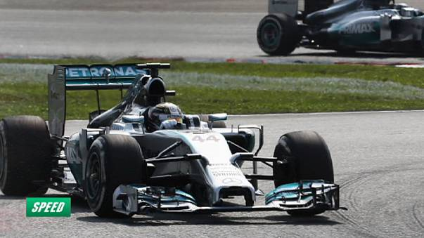 """Speed"": F1, in Cina solito dominio"