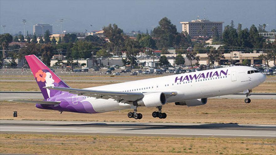 Un adolescente sobrevive a un vuelo de cinco horas escondido en el tren de aterrizaje