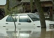 Flooding hits southern Romania