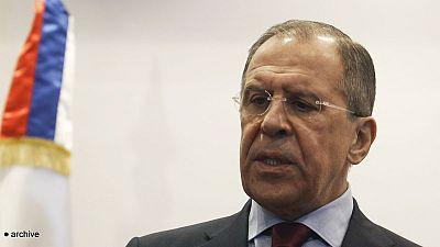 Russia's Lavrov says Ukraine 'crudely violating' Geneva accord