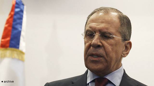 Russia's Lavrov says Ukraine 'crudely violating' Geneva accord