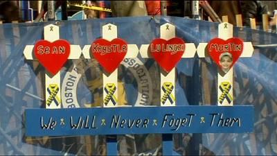 Marathon returns one year after Boston bombings
