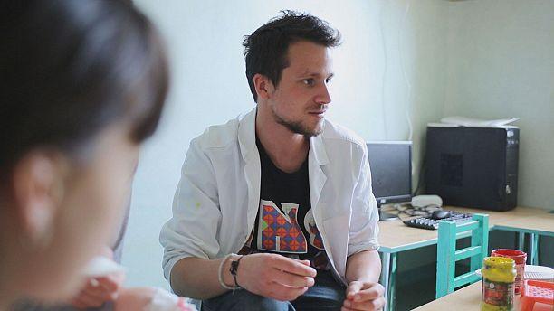 Make them smile: volunteer work in Romanian children's hospital