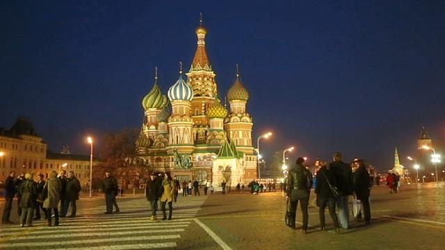 Postcards from Russia: the splendour of Moscow's St Basil's Cathedral
