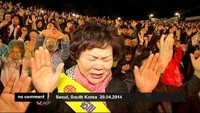 Prayers and protest mark Easter in South Korea – nocomment