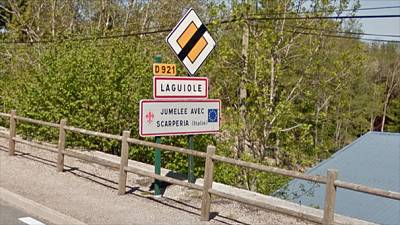 Locals have knives out for man they say 'stole' their village name