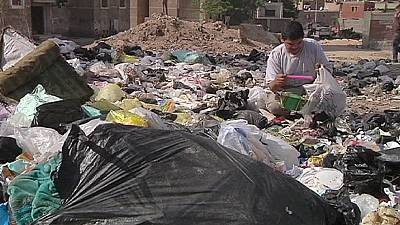 Egypt's 40 million poor worse since revolution