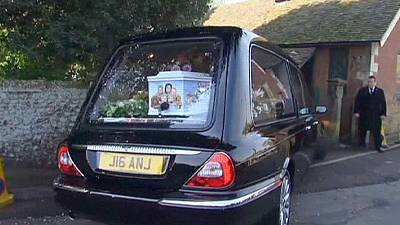Peaches Geldof buried in Kent near family home