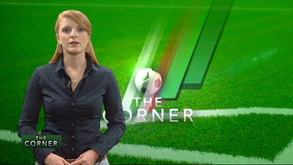 """""""Корнер"""": обзор футбольного европейского уик-энда"""
