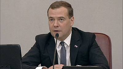 Medvedev calls Europe's gas threat a 'bluff'