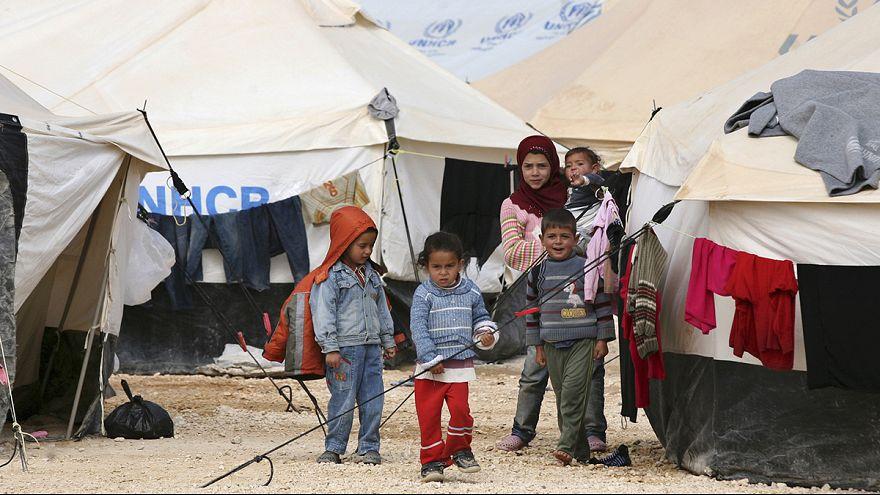 دد اللاجئين السوريين في تركيا بلغ عتبة المليون