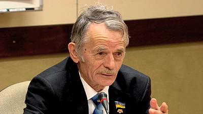 Crimean authorities move against Tatars and their leader