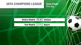Champions League: Real Madrid v Bayern Munich