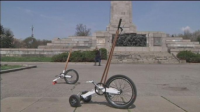 Tembele göre de çalışkana göre de bisiklet var
