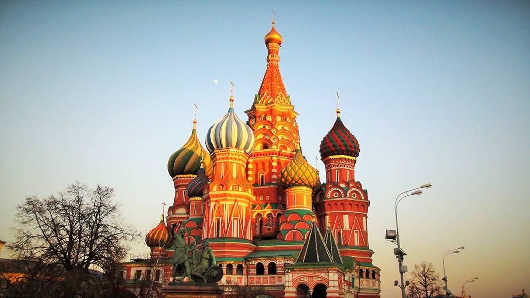 "Travel Diary: ""St Basil's is a feast for the eyes!"""
