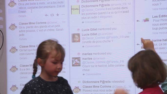 Redes socialmente corretas na sala de aula