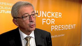 Jean-Claude Juncker dans les starting-blocks
