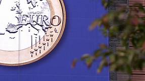 Eurozone deficits improve but debt mounts