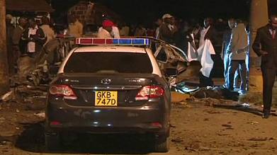 Deadly car bomb in Kenya capital