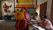 Indians vote on second biggest polling day
