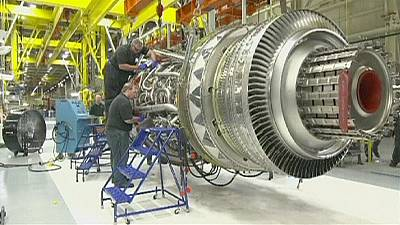 US jet engine giant General Electric could bid billions for French TGV maker Alstom