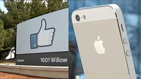 Apple and Facebook results reverse tech stock sell off