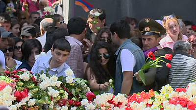 Too little, too late say many Armenians after Erdogan's statement on 1915 mass deaths