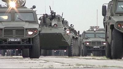 Russia begins military drills near Ukraine