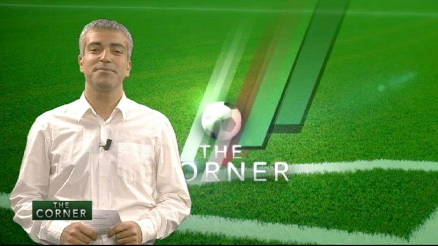 Champions League semi-finals in The Corner