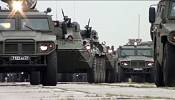 Russia holds military drills close to Ukraine border in response to five pro-Russian deaths